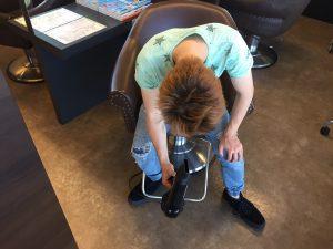 ペタンコな髪をフックラと乾かすドライヤーのテクニック