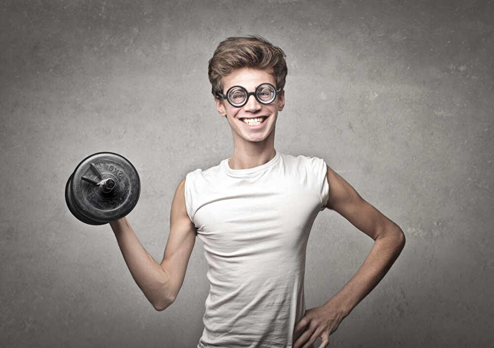 精力を高める筋トレ方法