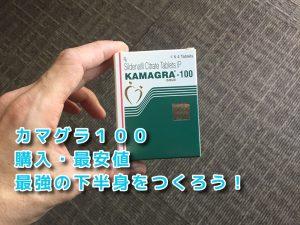 カマグラ100通販の最安値と安心して購入できる海外輸入・カマグラ100の購入は安心出来るのか