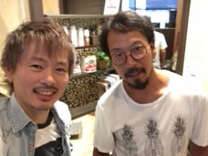 藤塚の店長TAMAのご紹介です!